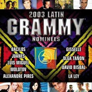 Latin Pop Grammy Award Nom (Latin Grammy Awards)