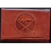Preisvergleich für Buffalo Sabers Wallet Trifold Leather Outer by ricoinc