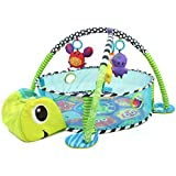 """Mat 3in1 Couleur """"Tortue"""" """"+ jouets"""