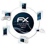atFoliX Displayschutzfolie für Sanitas SBM 21 Schutzfolie - 2 x FX-Clear kristallklare Folie