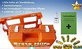 Erste-Hilfe-Koffer KITA DIN 13157 für Betriebe incl. Hygiene-Ausstattung