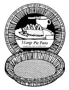 ECO-FOIL LARGE PIE PAN 3PACK by Handi-foil