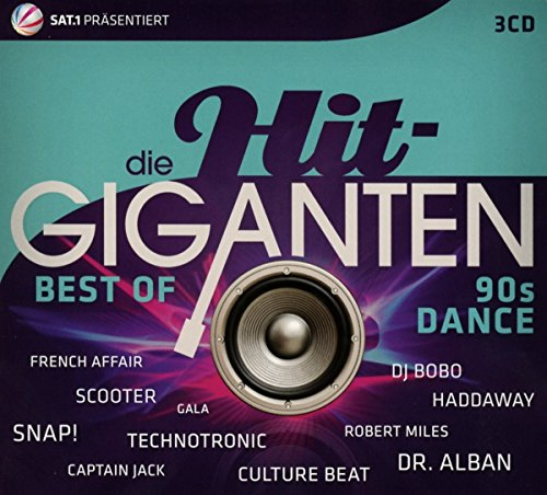 Die Hit Giganten Best of 90'S Dance