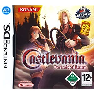 Castlevania – Portrait of Ruin