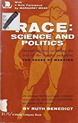 Race: Science and Politics by Ruth Benedict (1959-01-02)