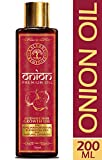 KALYANI REMEDIES Onion Oil for Hair Growth with Added 31 natural essential Oils