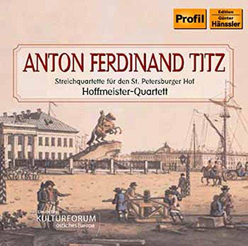 Streichquartette V. Zarenhof