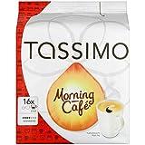 Tassimo Morning Cafe 124.8 g (Pack of 5)