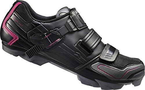 Shimano Sh-Wm83 - Scarpe da Ciclismo Donna, Nero (Black), 40 EU
