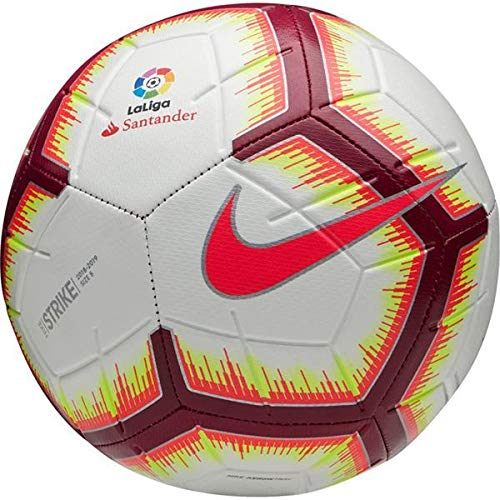 Nike La Liga Strike Football WHITE/PINK FLASH/TEAM