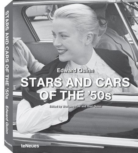 Stars and cars of the '50s. Ediz. multilingue (Photographer)