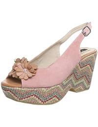 Y Zapatos Amazon Zapatos Complementos es Queen Piel nfWwRqOrf