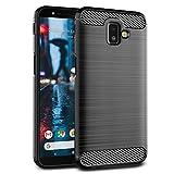 Ferilinso Cover Samsung Galaxy J6 Plus/Galaxy J6+, Custodia Protettiva Antiurto Flessibile per...