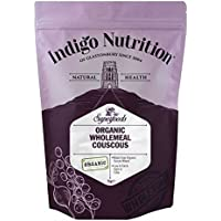 Indigo Herbs Cuscús Integral de Trigo orgánico 1kg