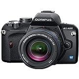 Olympus E-410 Digital SLR Camera (ED 14-42mm 1:3.5-5.6 & ED 40-150mm 1:4.0-5.6)