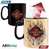 ABYstyle -HARRY POTTER - Mug Heat Change - 460 ml - Maraudeur