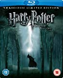 Harry Potter and the Deathly Hallows Part 1 - Limited Edition Triple Play Steelbook (Blu-ray + DVD + Digital Copy)[Region Free]