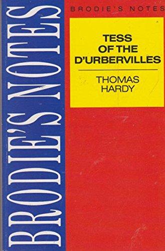 Thomas Hardy Tess Of The Durbervilles Pdf