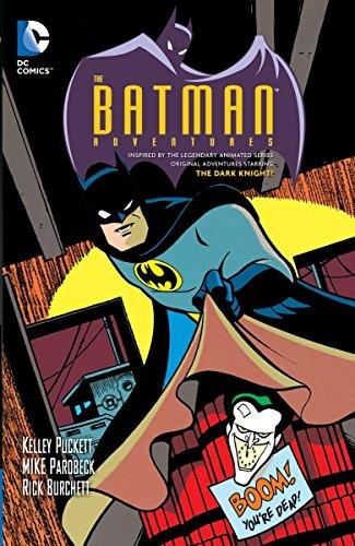 Batman Adventures Volume 2 TP