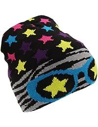 Bonnet à motif étoile - Fille