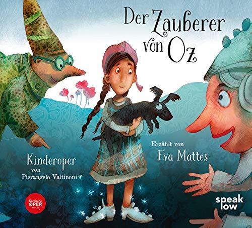Der Zauberer von Oz: Kinderoper von Pierangelo ()