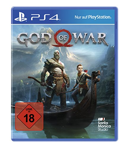 God of War - Standard Edition - [Playstation 4]