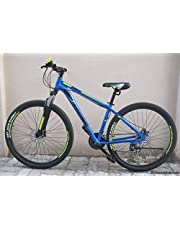 Cosmic Crux 2019 295 All Alloy 21 Speed Cycle with Dual Di