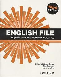 English File : Upper-intermediate Workbook without key