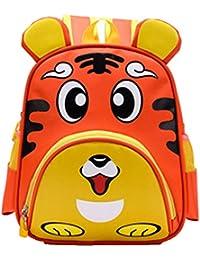 Preisvergleich für PENGYUE Kinderrucksack Kindergartenrucksack Kinder Rucksack Bestickt mit Tier Karikatur Niedlich Lässig Baby Backpack...