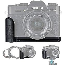 Grip Poignée pour Fujifilm X-T30 X-T20 X-T10 Remplace Fujifilm MHG-XT10