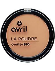 Avril Poudre Compacte Certifiée Bio Dorée 7 g