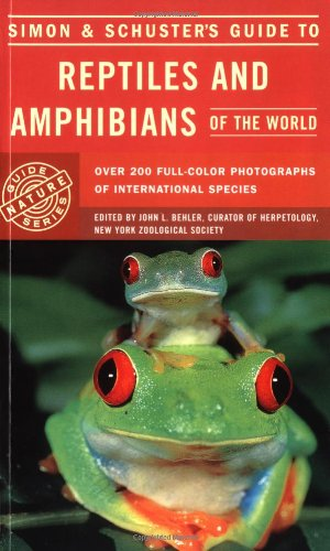 Simon and Schuster's Guide to Reptiles and Amphibians of the World