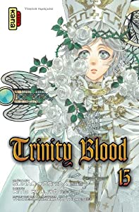 Trinity Blood Edition simple Tome 15