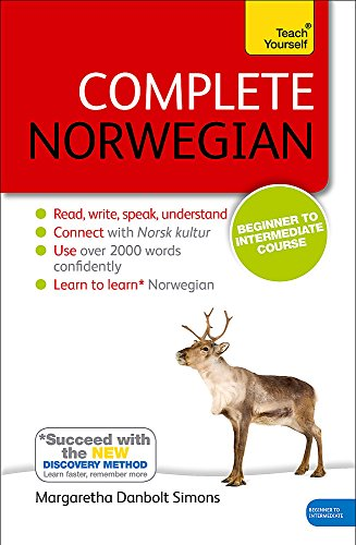 Complete Norwegian Book/Teach Yourself: (Book and audio support) (Teach Yourself Complete)