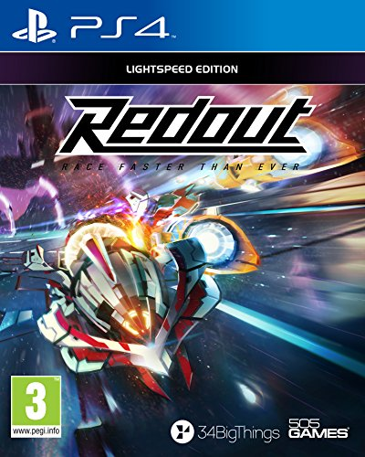 Redout Lightspeed Edition (PS4) Best Price and Cheapest