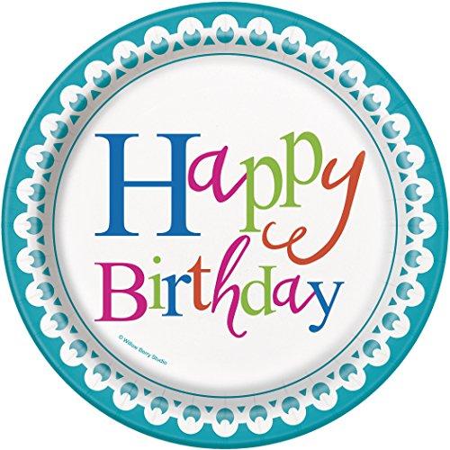 Assiettes – Happy birthday 51M8vVDj2xL