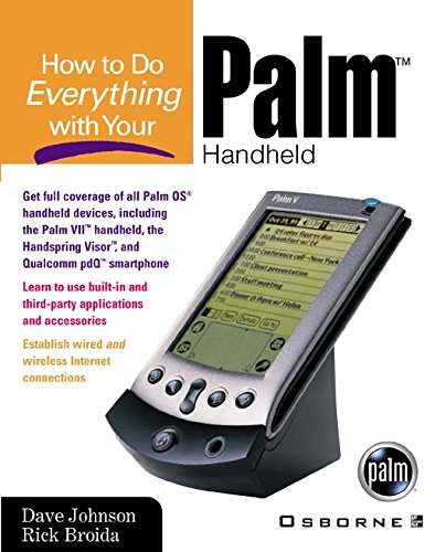 Palm Handheld-geräte (How to Do Everything with Your Palm Handheld)