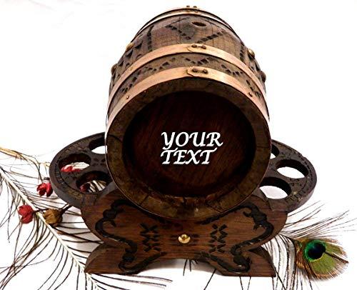 Weinfass, benutzerdefinierte Hochzeit Fass, antike Weinfass, Restaurant Dekoration Fass, rustikale Dekoration Fass, personalisierte Hochzeitsdekoration - Wein Antik