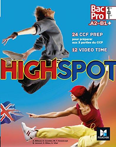 High Spot 1re - Tle - Bac Pro