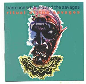 Whitfield & The Ritual Of The Savage (French Import)