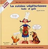 Image de La cuisine végétarienne facile et gaie