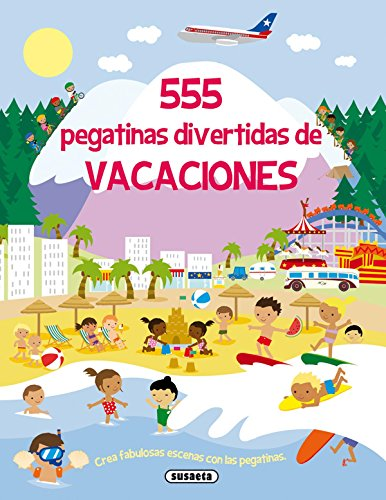 Vacaciones (555 pegatinas divertidas)