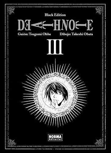 Death Note Black Edition 3 (CÓMIC MANGA)
