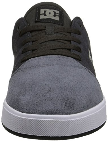 DC Shoes Crisis, Baskets mode homme Charcoal Grey