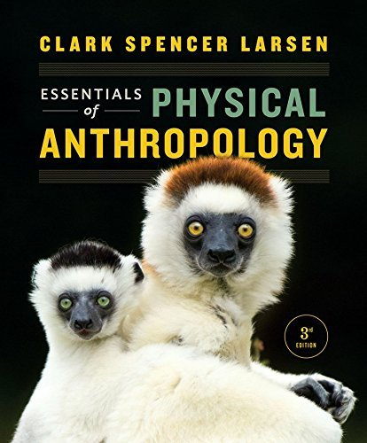 Essentials of Physical Anthropology (Third Edition) by Clark Spencer Larsen (2016-05-13)
