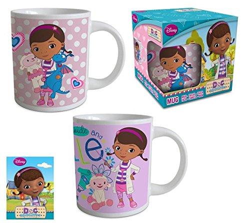 Disney Doc Mcstuffins Trink-Tasse Trink-Becher für Kinder