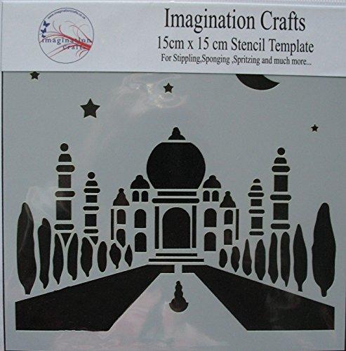 imagination-crafts-mask-stencil-template-6-x-6-15cm-taj-mahal