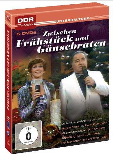 DDR TV-Archiv (5 DVDs)
