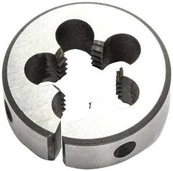 Völkel Filière en acier rapide UNF 12,7mm Diamètre extérieur 25,4mm