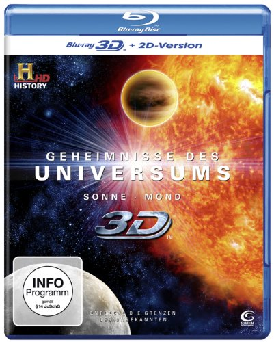 Sonne/Mond [3D Blu-ray + 2D Version]